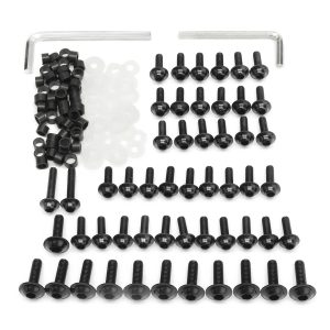 Motorcycle Fairing Bolts Kit Fastener Clips Screw For Yamaha YZF R6 1999 2000 2001 2002