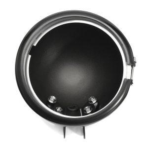 5.75 inch LED Headlights Housing Mount Brackets Black