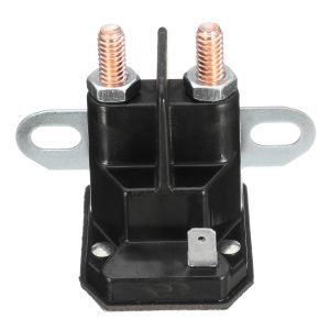 3 Poles Starter Solenoid Relay Switch Universal Stens For MTD Lawnmower New