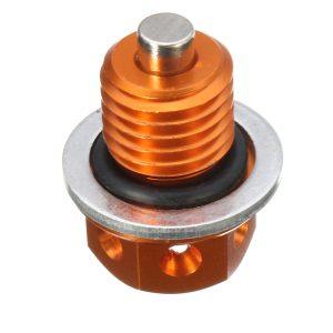 M12x1.5 CNC Oil Drain Plug For KTM 690 DUKE 09-16 450 505 525 SX/XC ATV Dirt Bik