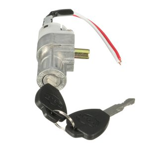Battery Chager Mini Lock with 2 keys For Motorcycle Electric Bike Scooter E-bike