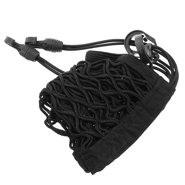 Motorcycle Luggage Net Hook Hold Bag Cargo Bike Scooter Mesh