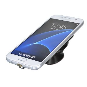 Universal Qi Car Wireless Charger Magnetic Pad Stand Holder