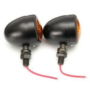 Motorcycle LED Turn Signal Indicator Light Brake Rear Running Lamp For Harley