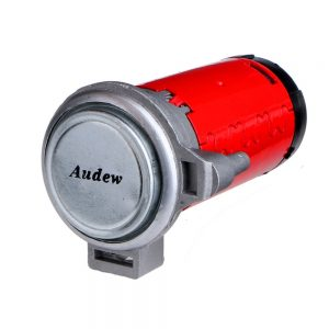 12V 150db Super Loud Air Horn Compressor Single Trumpet for Truck Lorry Boat Train Motorcycle