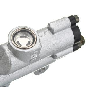 8mm Banjo Bolt Silver Rear Hydraulic Brake Master Cylinder Fit PIT Dirt Bike ATV