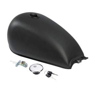 Motorcycle 9L 2.4 Gallon Cafe Racer Vintage Fuel Gas Tank For Suzuki GN125 GN250