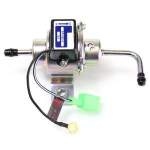 12V Universal Low Pressure Gas Diesel Electric Fuel Pump 1/4inch Tubing 3-5 PSI