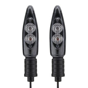 Motorcycle LED Turn Signal Indicator Light For BMW S1000RR HP4 F800GS R1200R