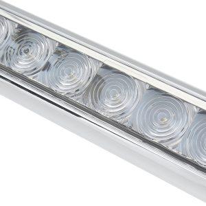 10-30V 15 LED Ultra-slim Trailer Truck Caravan Tail Light Stop Reverse Turn Signal Indicator light