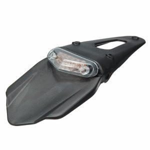 Universal Motorcycle Brake Stop Rear Tail Light ATV Dirt Bike For Fender 12 LED Lamp