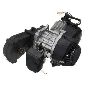 49cc Engine 2-Stroke Pull Start With Transmission For Mini Motor ATV Quad Bike