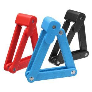 Anti-theft Folding Lock Mootorcycle Electric Mountain Bike Anti-shear