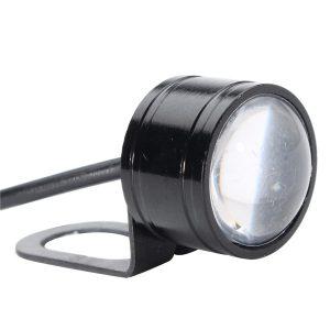 12V Motorcycle Handlebar LED Headlights Running Spotlight Blue/Green/White
