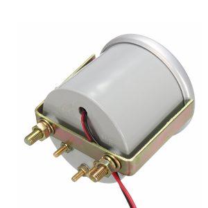 2Inch 52MM 12V White & Red LED Car Boat 8-16 Voltmeter Volt Voltage Gauge Meter