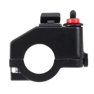 7/8inch 22mm Handlebar Mount Push Button Horn Beam Winker Turn Switch For Motorcycle