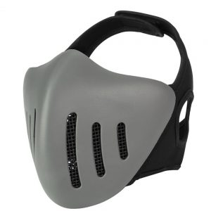 Outdoor Anti-shock Protective Device Hunting Military Army Tactical Face Mask