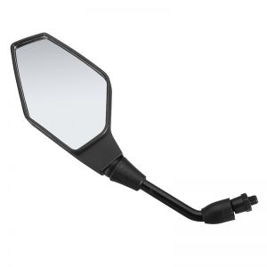 10mm Motorcycle Rearview Side Mirrors For Motorcycle Electric Bike Scooter