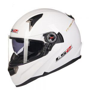 Motorcycle Full Face Helmet With Inner Sun Shield Outdoor Racing Motocross