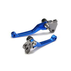CNC Brake Clutch Levers For Yamaha YZ125 1999 YZ125/250 01-07 YZ250F 01-06