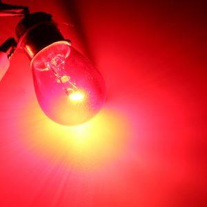 1156 BA15S S25 12V 21W Car 382R SMD Brake Stop Lights Bulb Signal Turn Tail Lamp Red