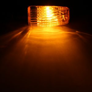 4pcs Motorcycle Motorbike Flasher Turn Signal Lamp Indicator LED Lights Universal
