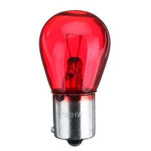 1156 BAU15S 12V 21W Red Car Brake Lights Bulb Turn Signal Stop Tail Lamp
