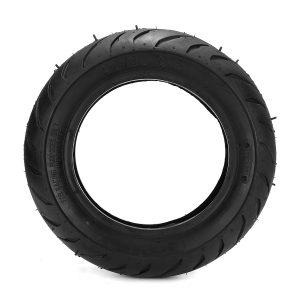 4PCS 47cc 49cc Front+Rear Tire Rim+Inner Tube Mini Pocket Bike 110/50/6.5+90/65/6.5