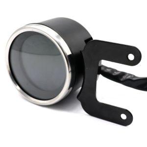 Universal Motorcycle Bike Digital Speedometer Odometer RPM Tachometer KM/H MPH