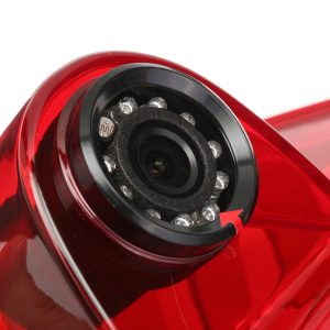 170 Degree Car Rear View Camera Brake Light Night Vision For Renault Master