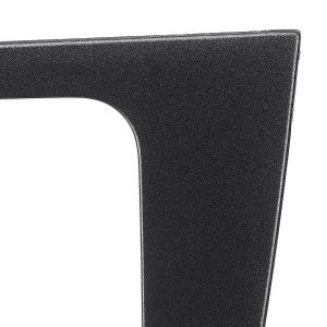 Car Stereo Panel Plate Frame 2 Din For SEAT Altea Left Hand Drive
