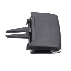 Black Air Outlet Vent Paddle For Benz W204 C260 C300 GLK200 GLK300