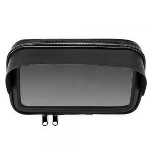 "4.7"" Waterproof Sun Shade Anti-UV Cellphone GPS Holder Motorcycle Mount Case Bag"