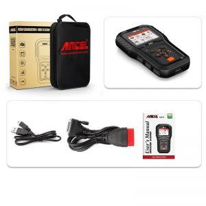 Ancel AD510 OBD2 Car Diagnostic Scanner For BMW And For Toyota