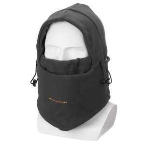 WARMSPACE Electric Heater Hat Face Mask Rechargeable Motorcycle Outdoor Warm Heating
