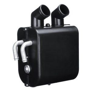 12V Defrost Car Air Heater Built In Ceramic PTC Heating