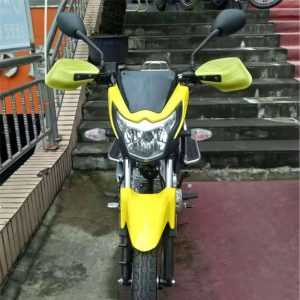 "22mm 7/8 Universal Windproof Handguard Protectors Motorcycle Motorbike handlebar Shield"""