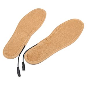 Electric USB Heating Thickening Shoe Insole Warm Sock Feet Heated Warmer Pad