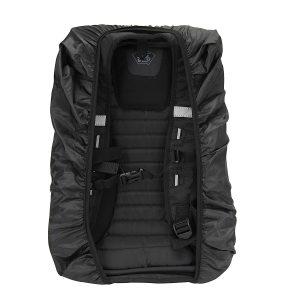 Motorcycle Helmet Backpack Motocross Riding Racing Storage Bag Carbon Fiber