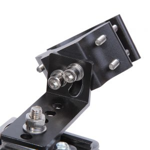 BOSMAA L70 Universal LED Headlight Expansion Mounting Bracket For Car Motorcycle Driving Hunting Spotlight Holder Clamp