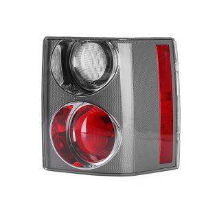 Rear Left/Right Tail Light Assembly Brake Lamp White+Red for Range Rover Vogue L322 2002-2009