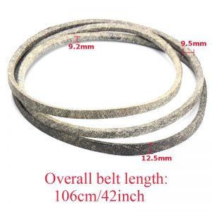 42inch Mower Deck Replacement Belt 197253 532197253 For Craftsman Husqvarna