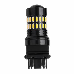 T25 3157 48LED Car Daytime Running Lights Bulb Turn Signal Brake Lamp