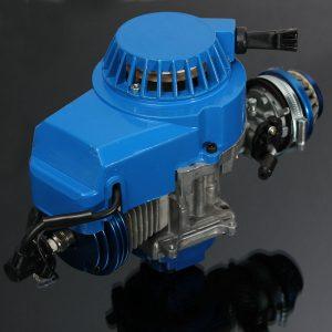 Mini 49cc 2 Stroke Air Cooled Racing Engine Manual For Motorcycle Quad Dirt Dirt Bike