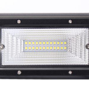 20inch Quad-row LED Work Light Bar Combo Offroad Driving Lamp Car Trucks Boats