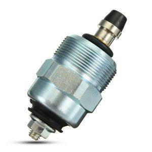 12V Fuel Pump Solenoid For Diesel Generator Engine KDE6700T KDE6700TA KDE6700
