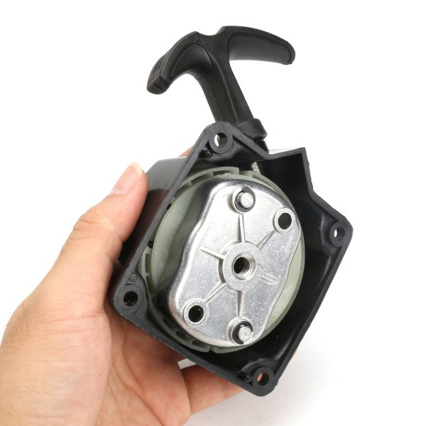 Recoil Pull Starter Start + Pull Panel For Brushcutter Whipper Snipper Strimmer