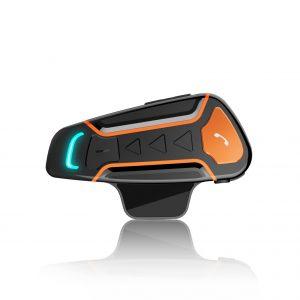 WT003 1000M Full-Duplex 3 People Helmet Intercom Waterproof Motorcycle Headset Walkie Talkie With bluetooth Function