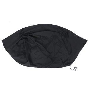 1.4m Travel Cover Roof Rack Top Tent For Camper Trailer Waterproof 4X4 Rack Black