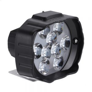 1 Piece 9LED 9W 5700-7000K 12V-80V 1000lm Waterproof Motorcycle Headlights Fog light